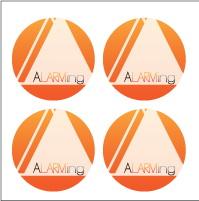 Alarming Logo